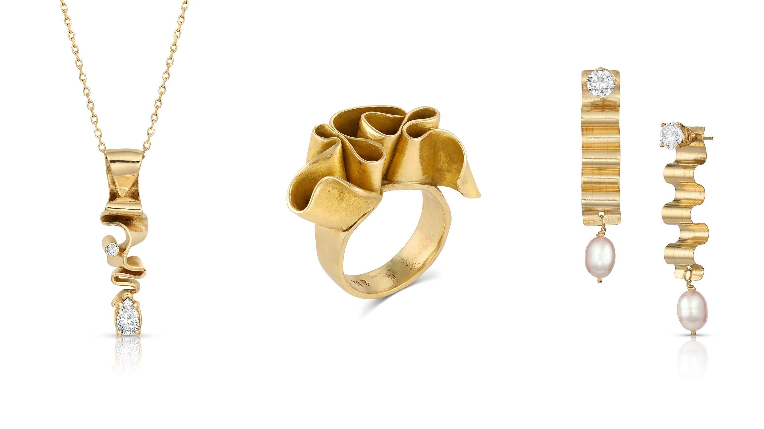 Geralyn Sheridan's 2020 & 2021 Award Winning Jewelry Designs